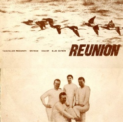 Reunion front cover